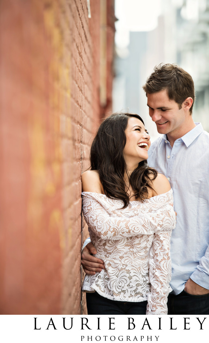 Candid Unposed Engagement Photographer Los Angeles