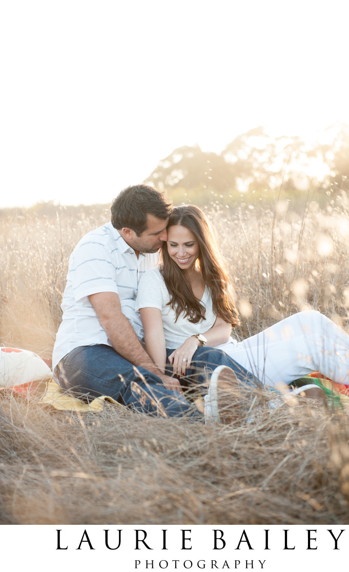 Lifestyle Engagement Photographer Santa Barbara CA