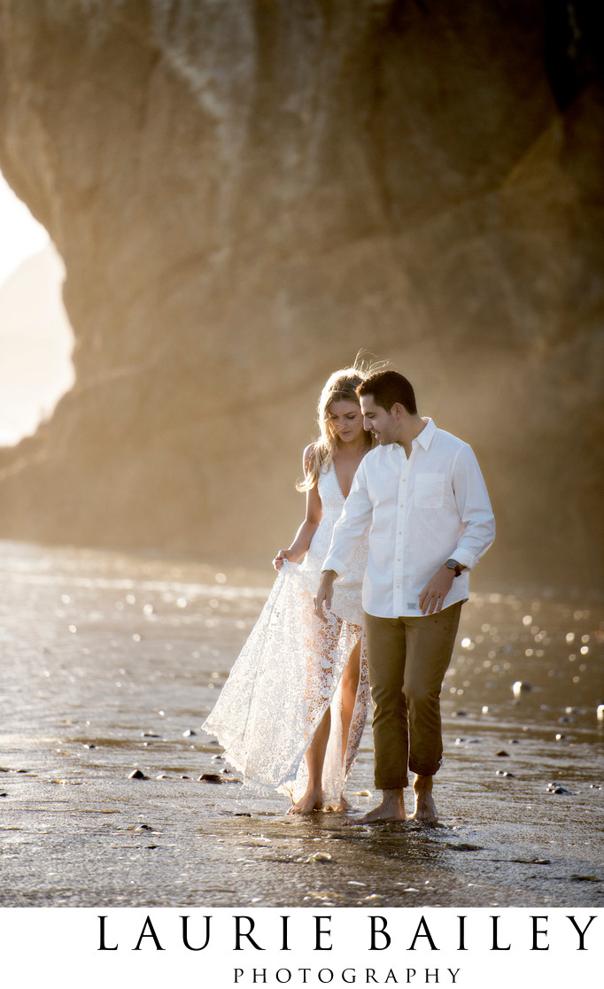 Best El Matador Engagement Photography
