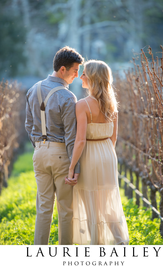 Santa Ynez Engagement Photography