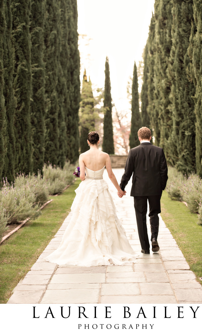 Best Greystone Mansion Wedding Photographer