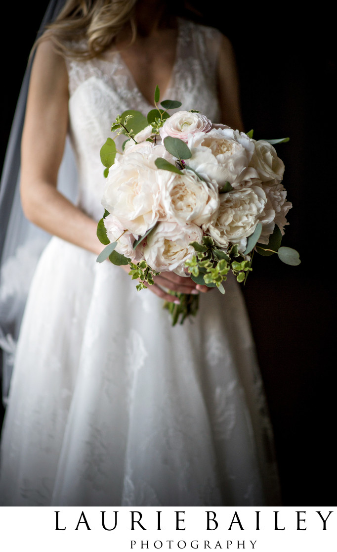 Marks Garden Bridal Bouquet