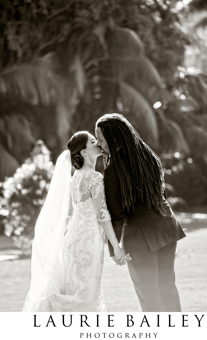 Romantic Wedding Photography Santa Barbara