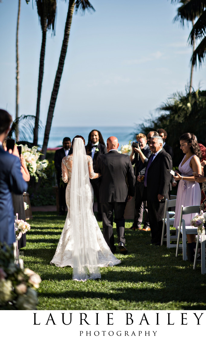 Ocean View Wedding Venues in Santa Barbara