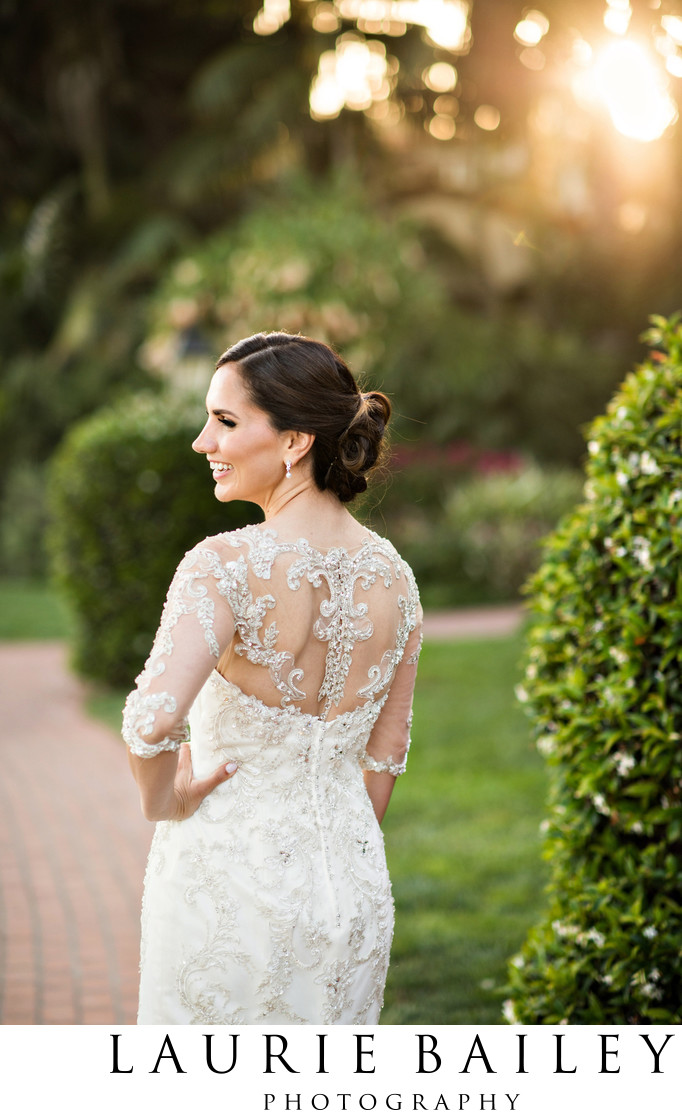 Bridal Gown Santa Barbara Weddings
