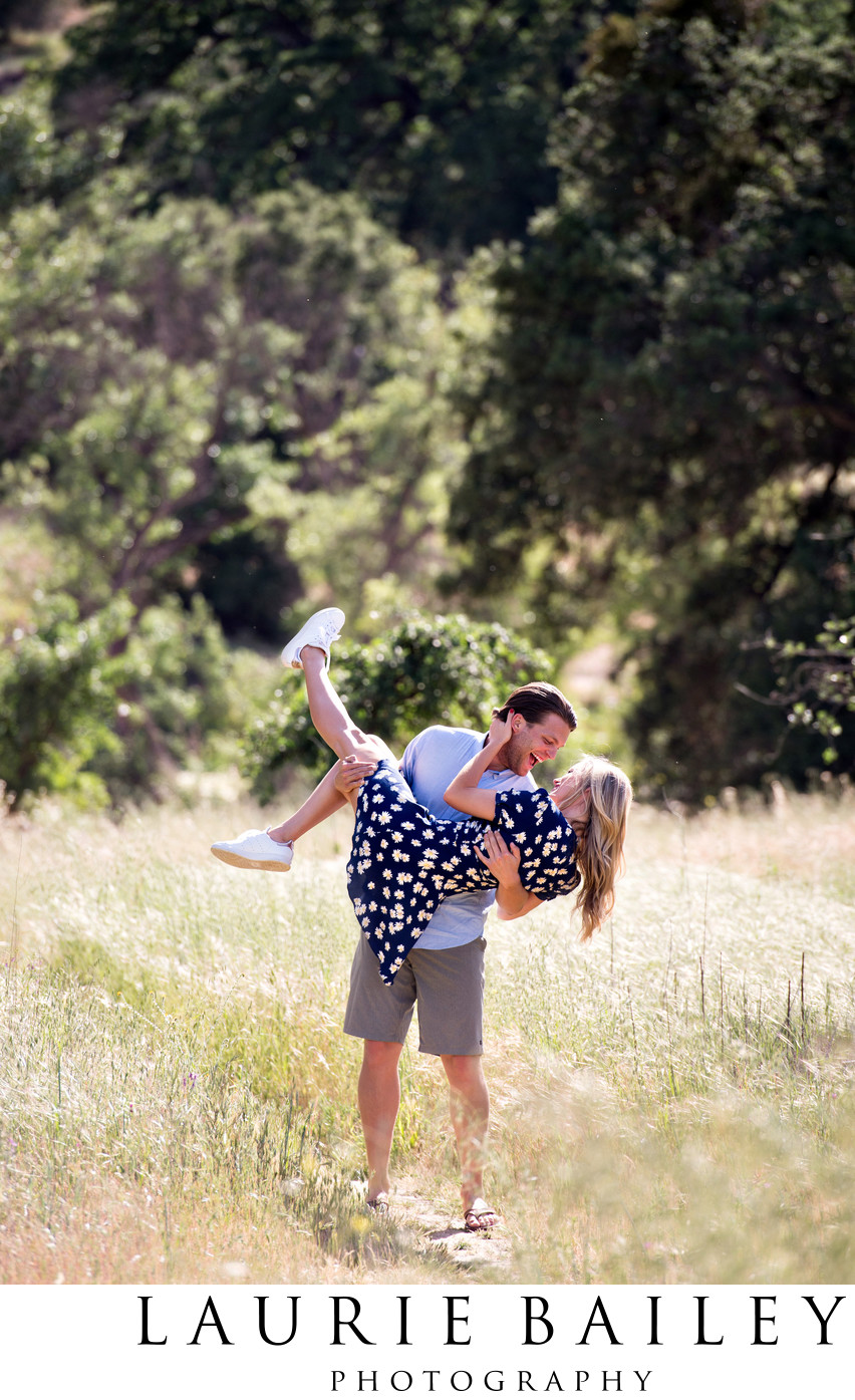 Romantic Engagement Photography Los Angeles