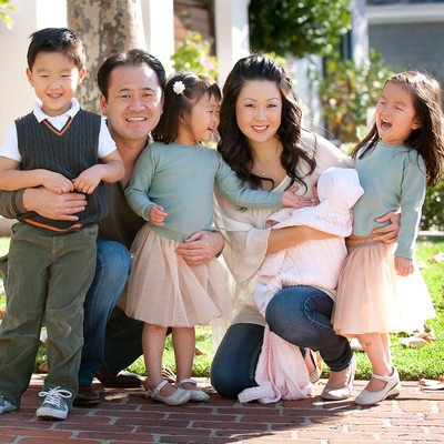 Best Family Portrait Photographers Los Angeles