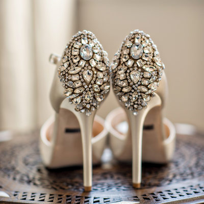 Casa del Mar Wedding Shoes