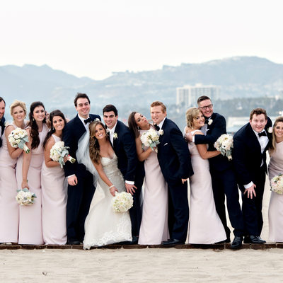Casa del Mar Wedding Photographer