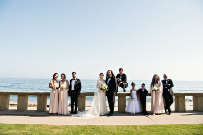 Oceanview Wedding Venues Santa Barbara