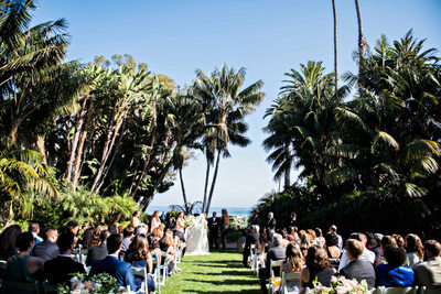 Best Wedding Ceremony Spot Santa Barbara