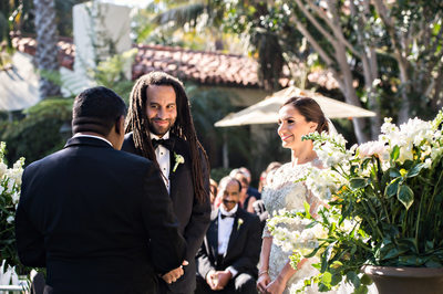 Outdoor Weddings in Santa Barbara