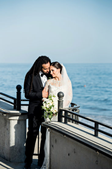 Ocean View Weddings in Santa Barbara