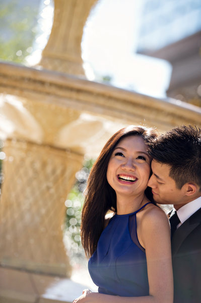 Top Downtown Los Angeles Engagement Photographer