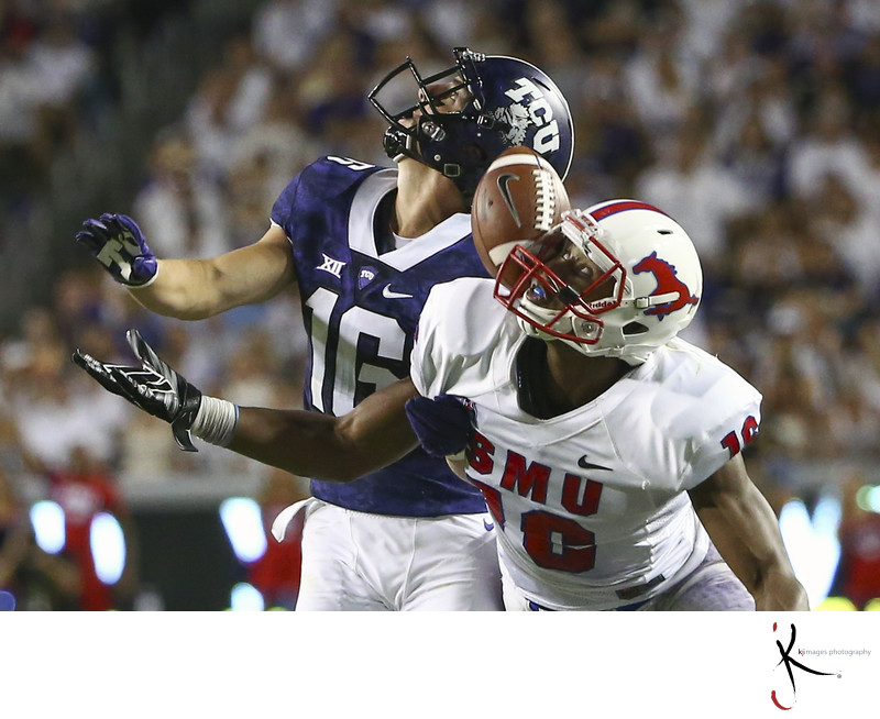 NCAA Football: Southern Methodist at Texas Christian