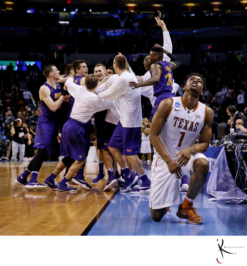 NCAA Basketball: NCAA Tournament-UNI vs Texas