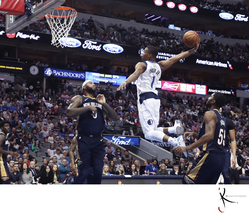 NBA: New Orleans Pelicans at Dallas Mavericks
