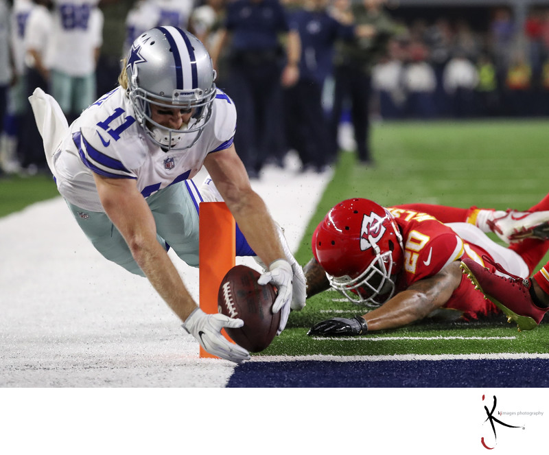 NFL: Kansas City Chiefs at Dallas Cowboys