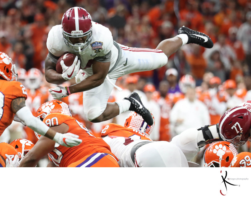NCAA Football: Sugar Bowl-Alabama vs Clemson