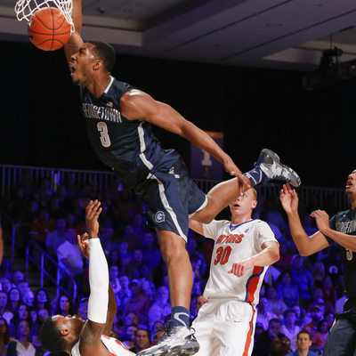 NCAA Basketball: Battle 4 Atlantis-Florida vs Georgetown