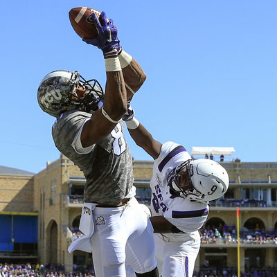 NCAA Football: Stephen F. Austin at Texas Christian