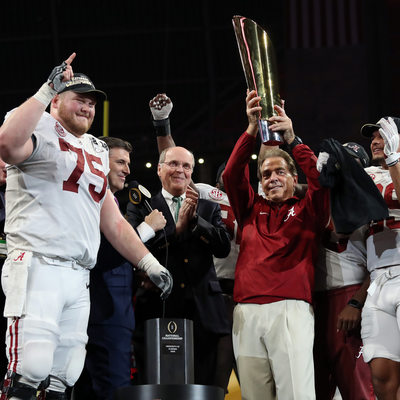 Nick Saban and Alabama win the 2018 National Championship