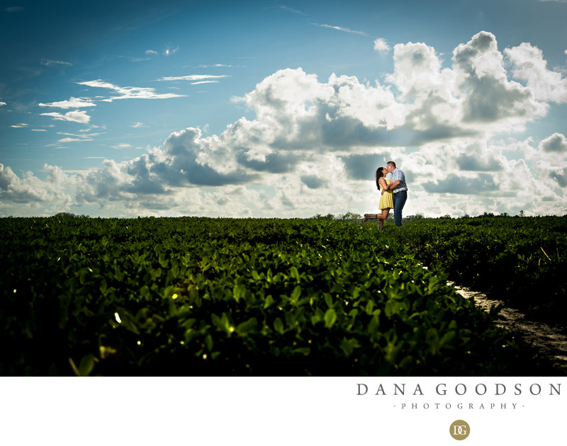 Farm field engagement session