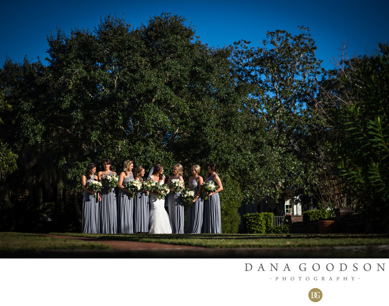 Pebble Hill Plantation Wedding in Thomasville Georgia