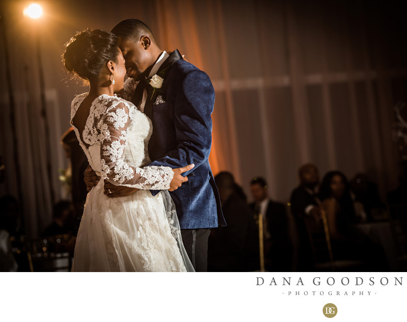 Jacksonville Public Library Wedding Photography