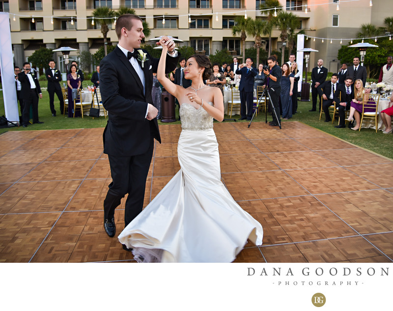 Amelia Island Wedding at Ritz Carlton Resort