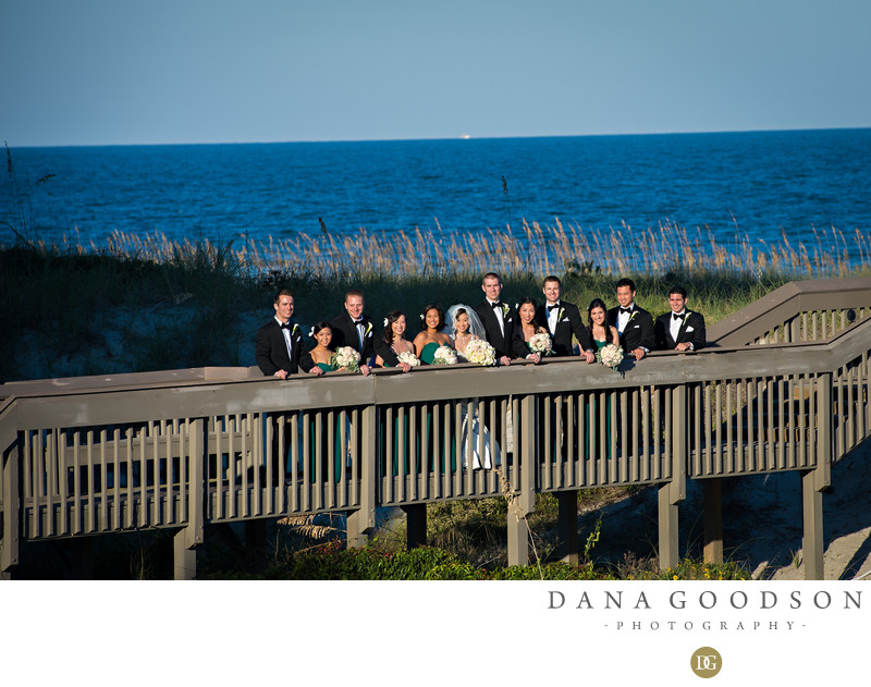 Amelia Island Ritz Carlton Wedding Photography