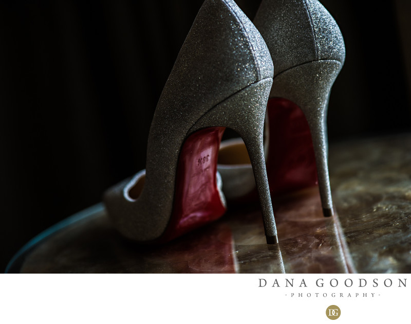 Ritz Carlton Sarasota Louboutin Wedding