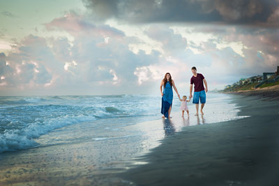 St Augustine Beach Family Photographer