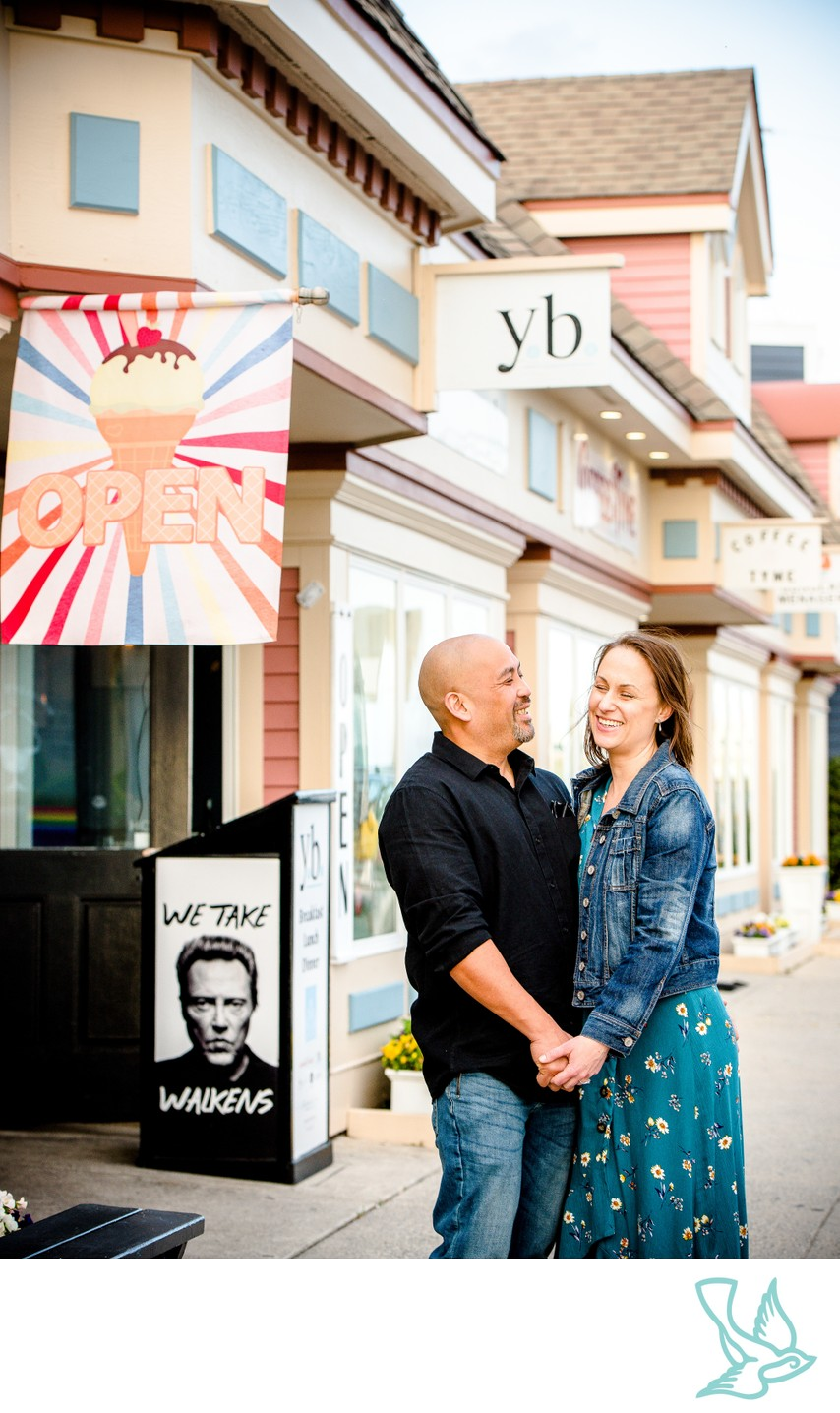 Cape May, New Jersey Engagement Session