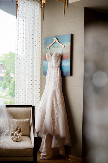 Wedding Dress in New Hope, PA