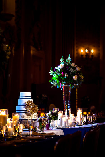 Reception Details by Asbury Park Wedding Photographer