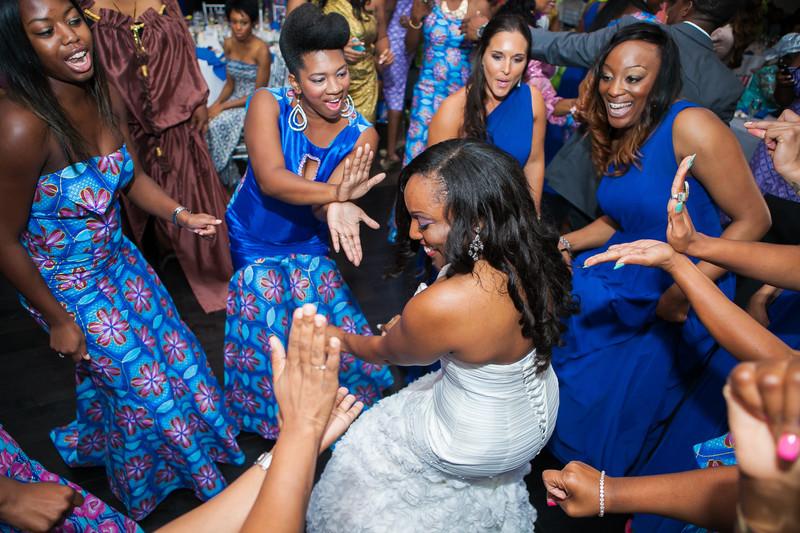 Nigerian Wedding Reception Alpha Kappa Alpha Top Texas Wedding