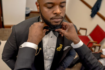Nigerian Grooms in Dallas