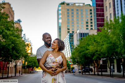 Fort Worth Engagement Pictures