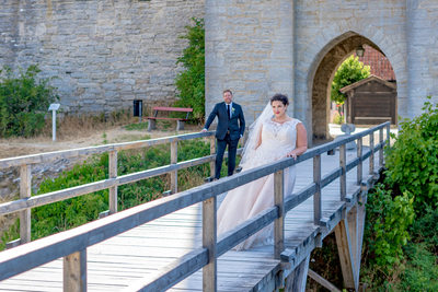 Destination wedding to Visby Gotland