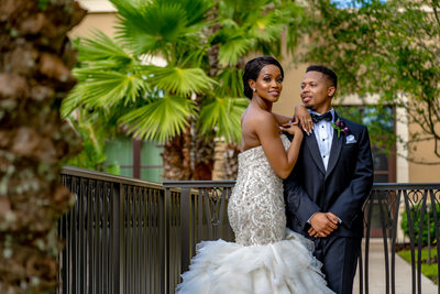 African American Four Seasons Weddings in Orlando