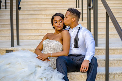 African American Four Seasons Orlando Weddings