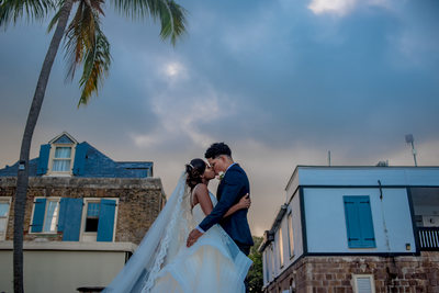 Copper and Lumber Antigua Weddings
