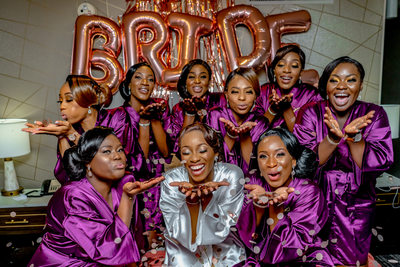 Nigerian Wedding Photographers Dallas