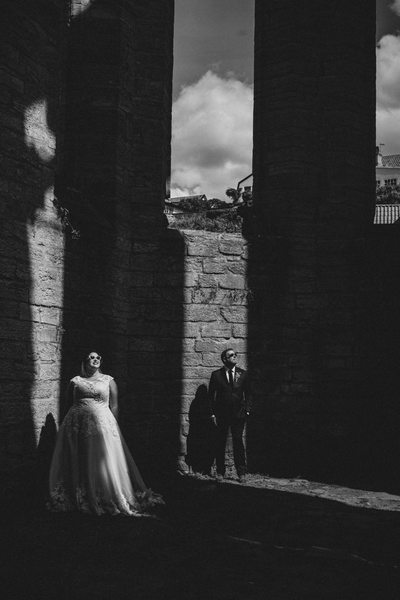 St Karins Ruin Gotland Weddings