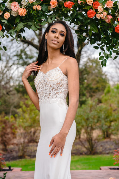 african american dallas brides