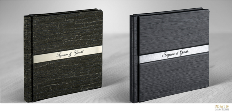 Redwood Album I Signature font I black covers
