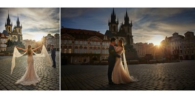 Beautiful photos for beautiful couples at the Old Town