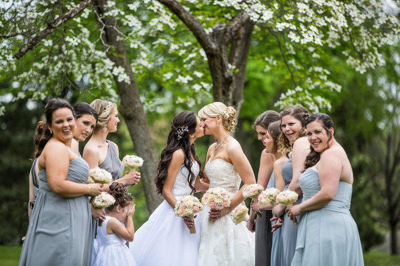 LGBT Wedding Photographer In Philadelphia Pennsylvania