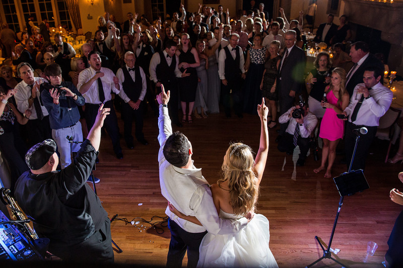 Top 5 for a Huntington Valley Country Club Wedding
